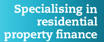 Specialising in residential property finance